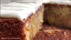 کیک سیب و دارچین کتبانو