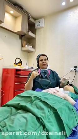 دکتر فرحناز زینعلی - متخصص پوست، مو، زیبایی زنجان