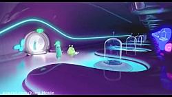 انیمیشن سینمایی لوئیس و دوستان فضایی دوبله فارسی