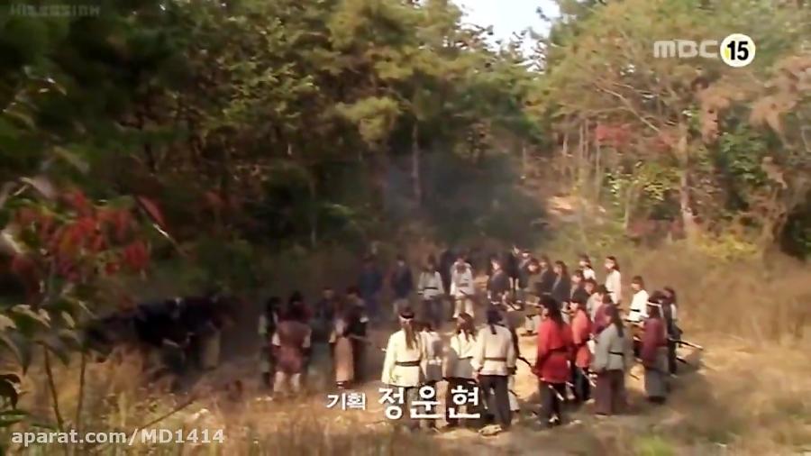 سریال افسانه جومونگ با دوبله فارسی Jumong 2006 قسمت 48