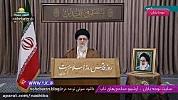 بغض رهبر انقلاب برای سردار حاج قاسم سلیمانی