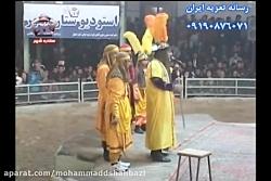 رسانه تعزیه ایران ((تعزیه لند))