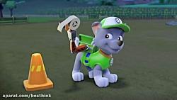 انیمیشن سگهای نگهبان ، نجات ایس (دوبله)