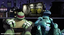 دانلود انیمیشن لاکپشت های نینجا با دوبله فارسی