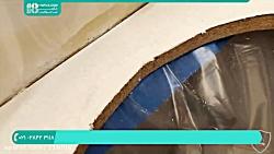 آموزش رزین اپوکسی | آموزش کفپوش اپوکسی سه بعدی 02128423118