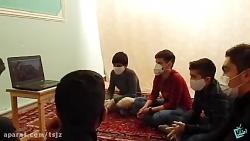 کانون شباب الجنه زنجان