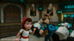 انیمیشن شنل قرمزی 2