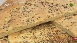 طرز تهیه انواع نان خانگ...