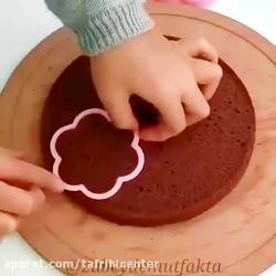 آموزش طرز تهیه شیرینی ا...