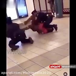 گویا پلیس هاشون به کمی ...