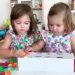 کاردرمانی در منزل برای بهبود توجه و آموزش رنگ ها ۰۹۰۳۰۵۱۵۴۸۱