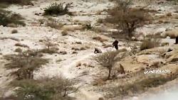 فیلم تک تیر اندازان یمن...