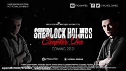تریلر معرفی بازی جدید شرلوک هلمز Sherlock Holmes
