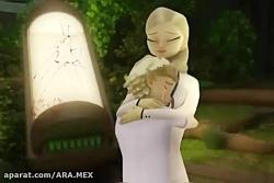 میکس کوتاه از زنده شدن مادر آدرین