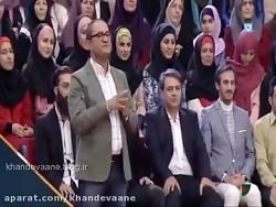 مسابقه دابسمش بازیگران...