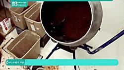 آموزش پرورش قارچ | تولید قارچ ( افزایش سرعت ایجاد قارچ ) 28423118-021