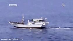 کشتی ایرانی در راه غزه -...
