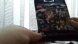 بررسی  یک مینی فیگور شانسی از سری لگو مووی 2 LEGO MOVIE : توسط خودم :   توضیحات