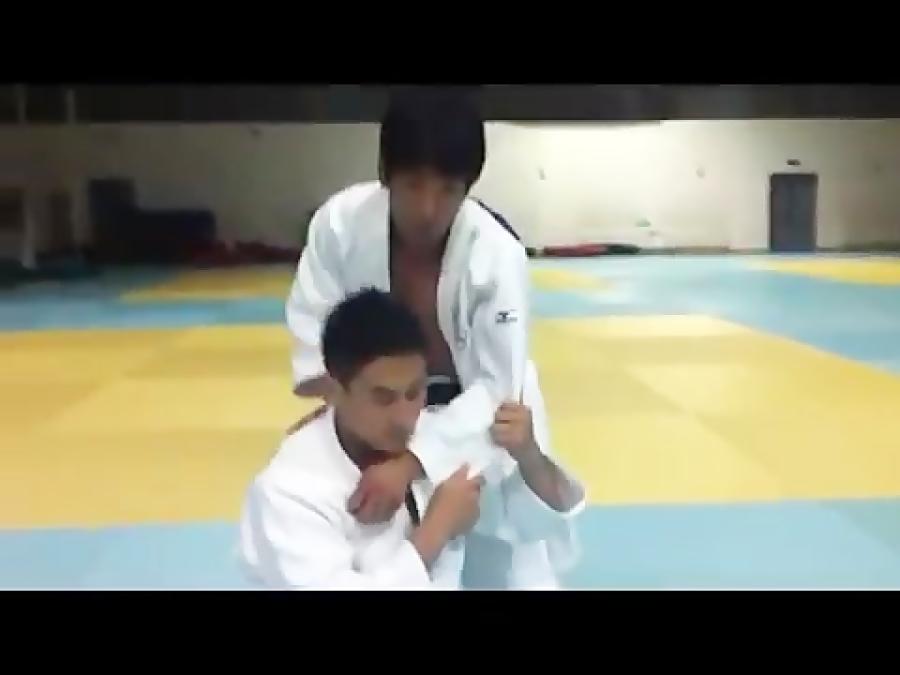 جودو ( آموزش ناب ترین و زیرخاکی ترین فنون خاک جودو )