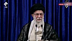 سخنرانی تلویزیونی رهبر معظم انقلاب در سالگرد ارتحال امام خمینی (ره)