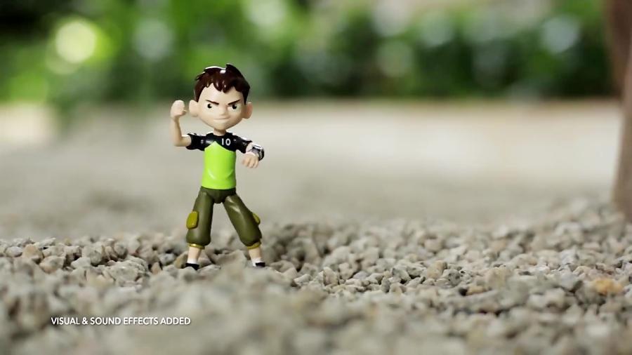 کارتون بن تن - : Ben 10 Toy Sets   Real Life Ben 10   Cartoon Network