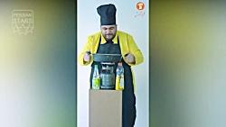 تلویزیون آبکی ! - استندآپ کمدی خنده دار شیخ حسین