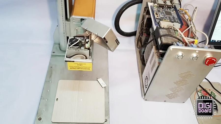 تعمیر تخصصی لیزرهای صنعتی
