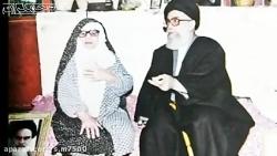خواب رهبرم خامنه ای در باره امام خمینی(ره)