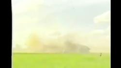 سقوط مرگبار هواپیما و هلیکوپتر