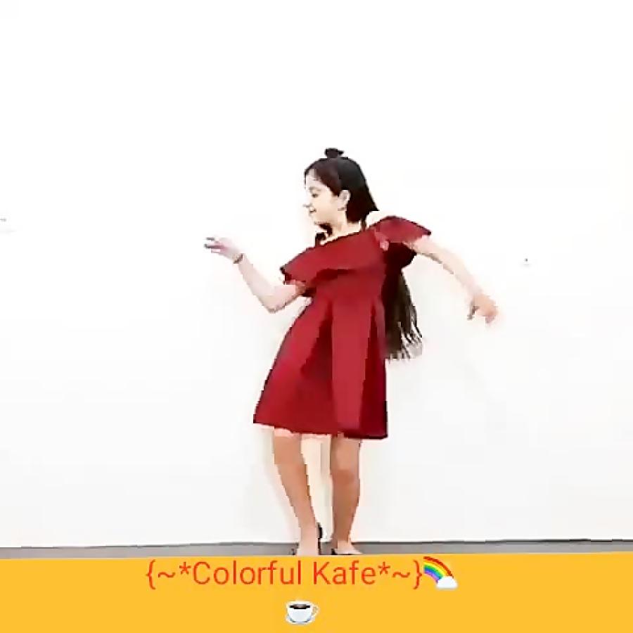 رقص عالی دختر بچه از رضا بهرام