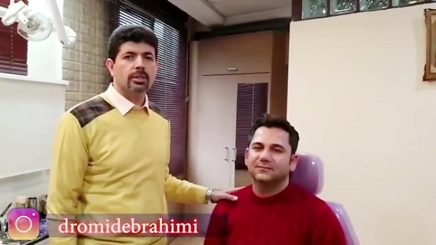 جراحی ترمیمی بینی با استفاده از غضروف لاله گوش توسط دکتر امید ابراهیمی بهترین جر