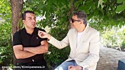 کافه خبروگپ وگفت اختصاصی با سیدعلی موسوی مدیریت موتمن الاطبا(۲)