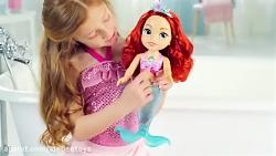 عروسک دیزنی پری دریایی ...