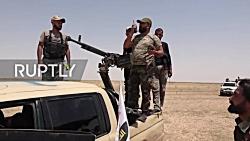 عملیات تهاجمی ارتش سور...