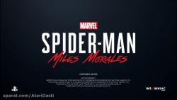 تریلر Marvel's Spider Man: Miles Morales