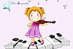 شعر و ترانه کودکان - شعر کودکانه - شعر زاغی - آهنگ شاد کودکان - برنامه کودک