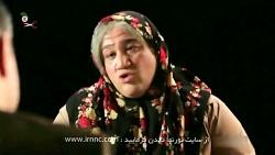 مهران غفوریان در نقش خانوم