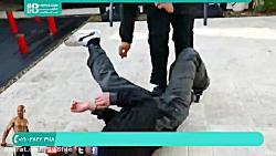 آموزش دفاع شخصی | دفاع شخصی واقعی | مبارزه خیابانی ( مبارزه خیابانی )02128423118