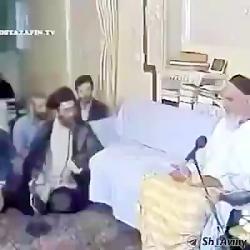 نصیحت امام خمینی به مسئولان