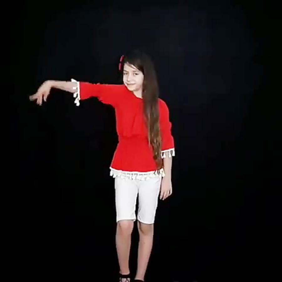 کلیپ رقص با آهنگ جانم باش آرون افشار