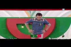 استنداپ امین حیایی در خ...