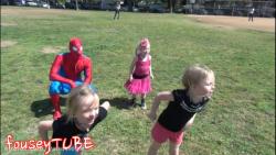 دوربین مخفی بچه هایی که عاشق اسپایدر من هستند !