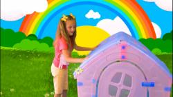 ماجراهای ساشا ، ساشا خانه رنگی را تعمیر میکند