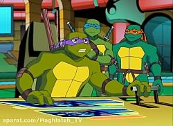 کارتون لاکپشت های نینجا فصل 7 قسمت 13