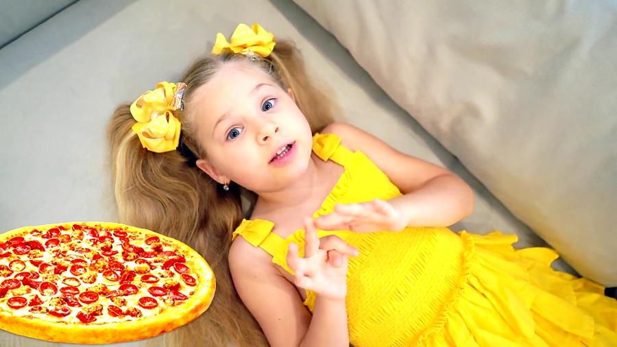 دیانا و روما پیتزا