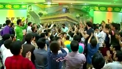 سرود «حق تعالی به حیدر داد عزت رو» سید رضا نریمانی ولادت امام رضا