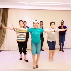رقص اذری پسرها