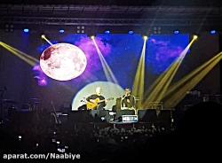 """اجرای زنده """"از عشق بگو"""" از رضا بهرام - کنسرت سمنان"""