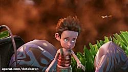 انیمیشن مورچه قهرمان The Ant Bully 2006 دوبله فارسی
