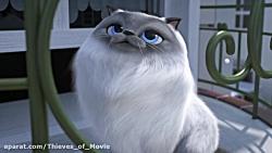انیمیشن سینمایی رودولف، گربه سیاه دوبله فارسی